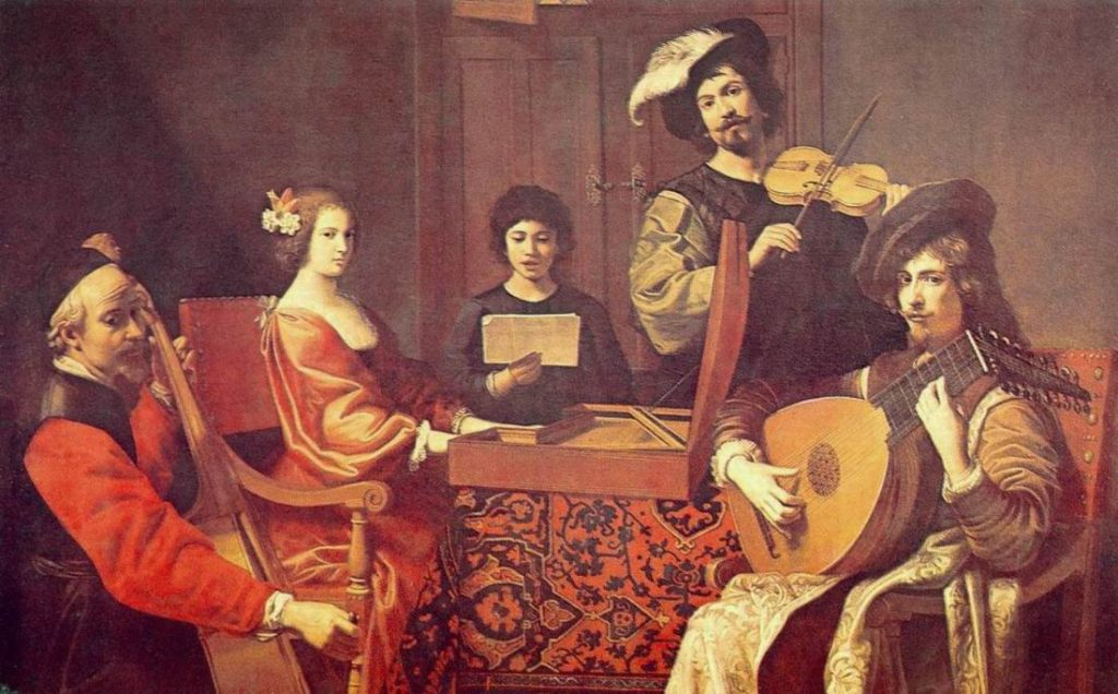 Baroque music a brief tour of the extravagant last period for What is the baroque period