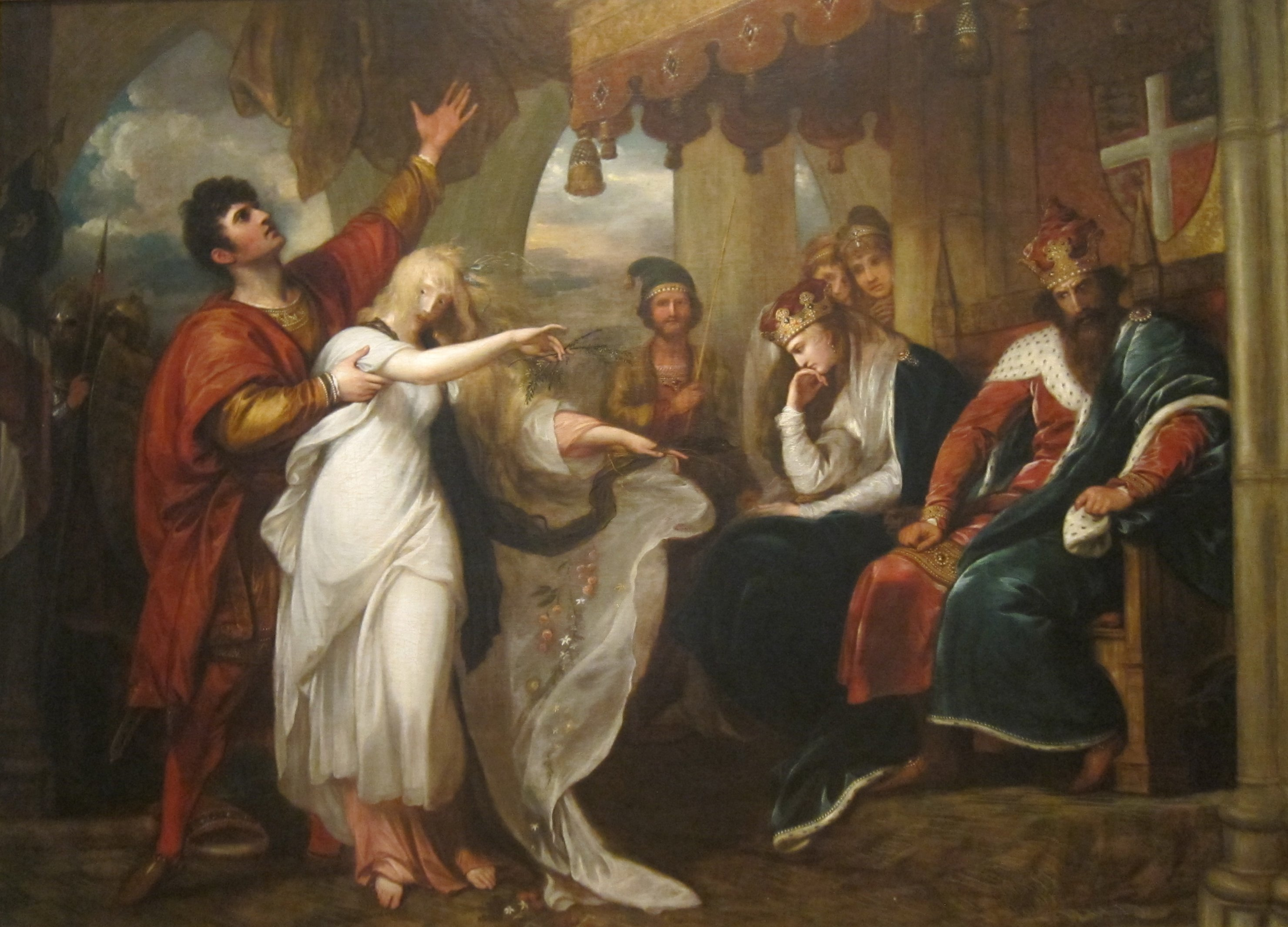 the relationship between hamlet and his father in william shakespeares tragedy hamlet Hamlet and ophelia the character ophelia in william shakespeares play hamlet  father in regard to their relationship  tragedy hamlet does admit that his.