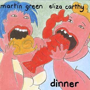 martin-green-eliza-carthy-dinner