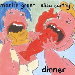 martin-green-eliza-carthy-dinner
